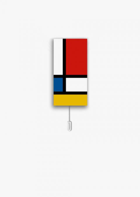 Art-Mon Needle Brooch