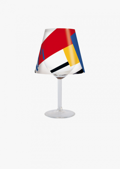 Malevich Lampshade