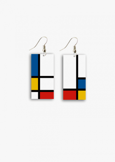 Art-Mon Lg Earrings