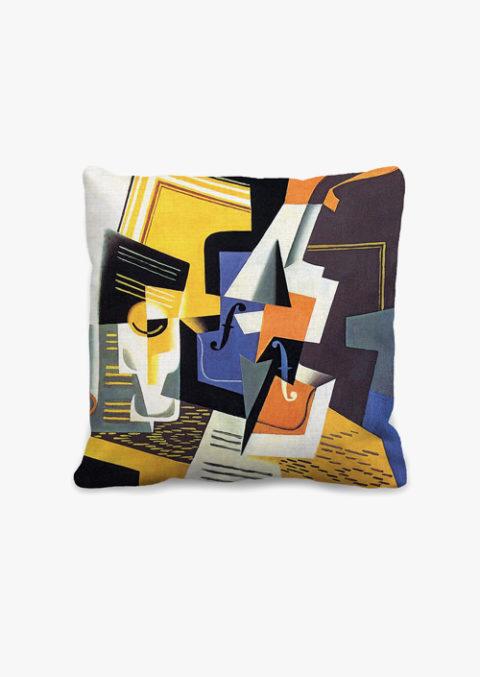 Juan Gris 45x45 cm Cushion