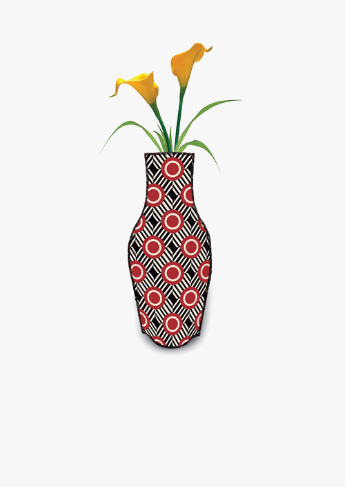 Popova Cotton Flower Vase